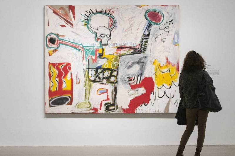 A review of the AGO's really big Jean Michel Basquiat show.
