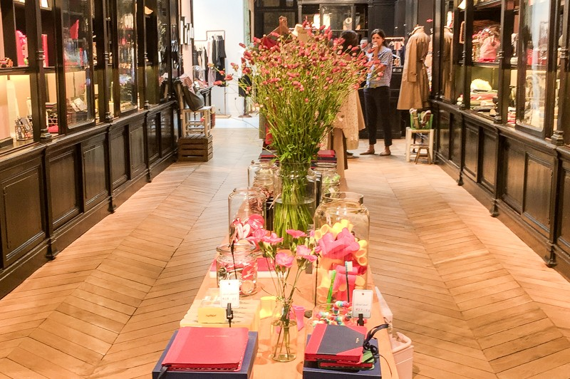 Ines de la Fressange opens her chic bazar in Paris | Nine Moods of Paris